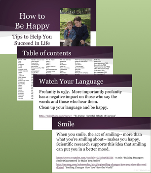 Daily Tips for a Happy Class Based on the Psychology of Human Happiness