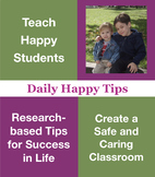 Daily Tips for a Happy Class Based on the Psychology of Hu