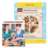 Daily Health & Hygiene Skills: Canada's Food Guide - BONUS WORKSHEETS
