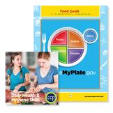 Daily Health & Hygiene Skills: MyPlate Food Guide - BONUS WORKSHEETS