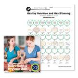 Daily Health & Hygiene Skills: Weekly Meal Plan - BONUS WORKSHEETS
