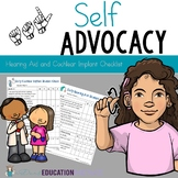 ASL Self Advocacy- Daily Hearing Aids/Cochlear Implants Checklist