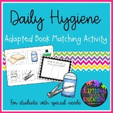 Daily Hygiene Adapted Book #ghost2020