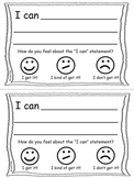 "Daily ""I Can Statement"" Reflections and Self Reflection"