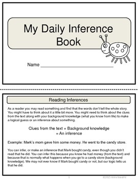 Daily Inference Book