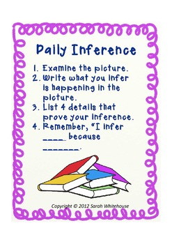 Daily Inference Poster