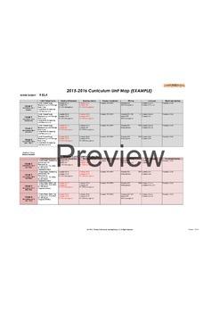 Daily Instructional Pacing Calendar