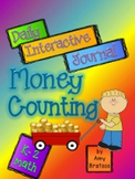 Daily Interactive Math Journal-Counting Money for Primary Students