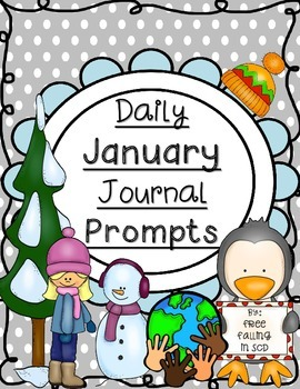 Daily January Journal Prompts