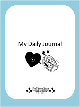 Daily Journal Blue