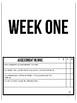 Daily Journal Prompts Printable - 25 Weeks of Bell Ringer