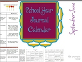 Journal Prompts:  Daily Journal Prompts for the Entire School Year!