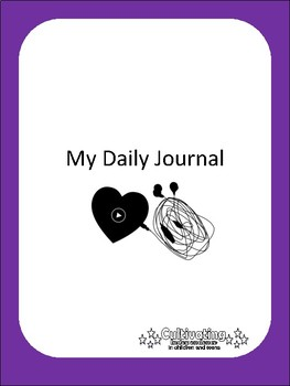 Daily Journal Purple
