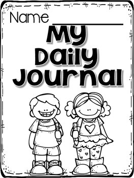 Daily Journal Writing {Kindergarten Reading Street Unit #2}