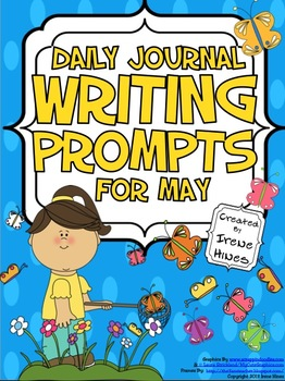 May: Daily Journal Writing Prompts ~ May & Spring
