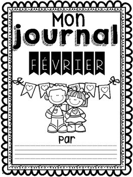 Daily Journaling Prompts-February/Journal-Février (écriture quotidienne)