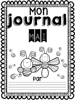 Daily Journaling Prompts-May/Journal-Mai (écriture quotidienne)