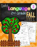 Daily Language 2 (Fall) Second Grade