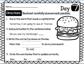 Daily Language
