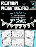 Daily Language 3 (Winter) Third Grade