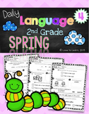 Daily Language 4 (Spring) Second Grade