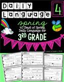Daily Language 4 (Spring) Third Grade