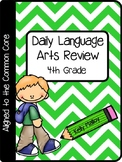 Daily Language Arts Review - Daily Spiral Language Arts Review