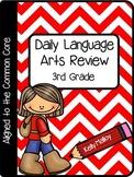Daily Language Arts Review - Daily Spiral Language Arts Review 3rd Grade