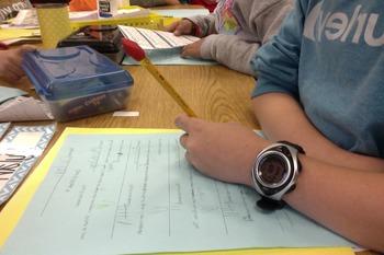 Daily Language Assessments--Grammar Sentences