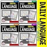 Daily Language BUNDLE 4 Terms  - DIGITAL