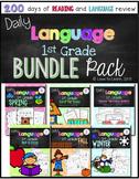 Daily Language First Grade Bundle Pack