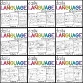 Daily Language Growing Bundle Kindergarten