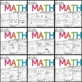 Daily Math Growing Bundle Kindergarten