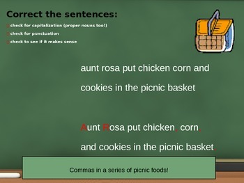 Daily Language Interactive Power Point: Weeks 31-33