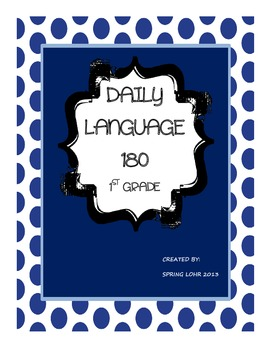 Daily Language Movers - 180 Days