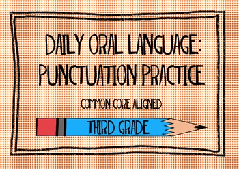 Punctuation Test Prep - 2 Weeks of Practice