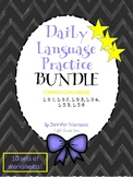 Daily Language Practice Bundle