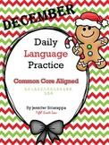 Daily Language Practice: December