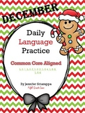 Daily Language Practice: December