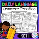 Daily Language Practice Grammar Review Set 1