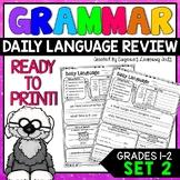 Daily Language Practice Grammar Review, Set 2