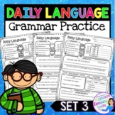 Daily Language Practice Grammar Review, Set 3