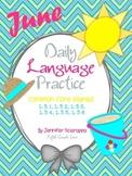 Daily Language Practice: June