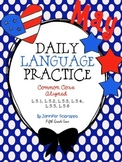 Daily Language Practice: May