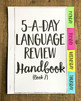 7th Grade Daily Language Review | Morning Work