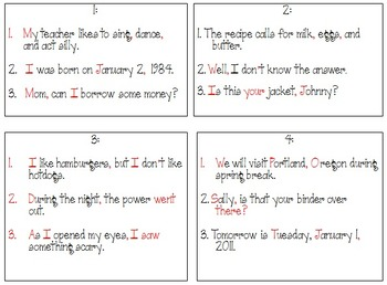 Daily Language Review PPT-Editable, 4th grade Writing Test Prep/STAAR