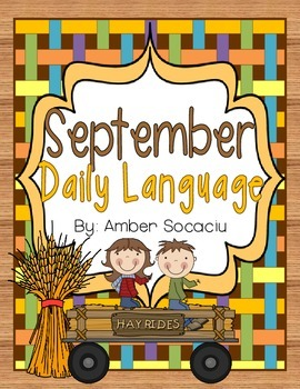 Daily Language Review September