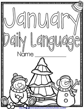Daily Language Review for January