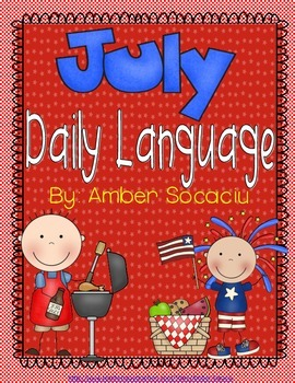 Daily Language Review for July