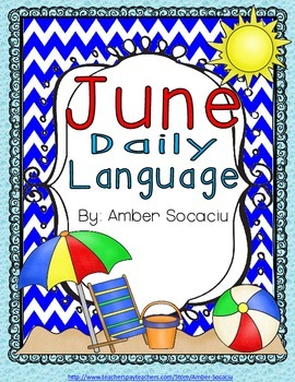 Daily Language Review for June